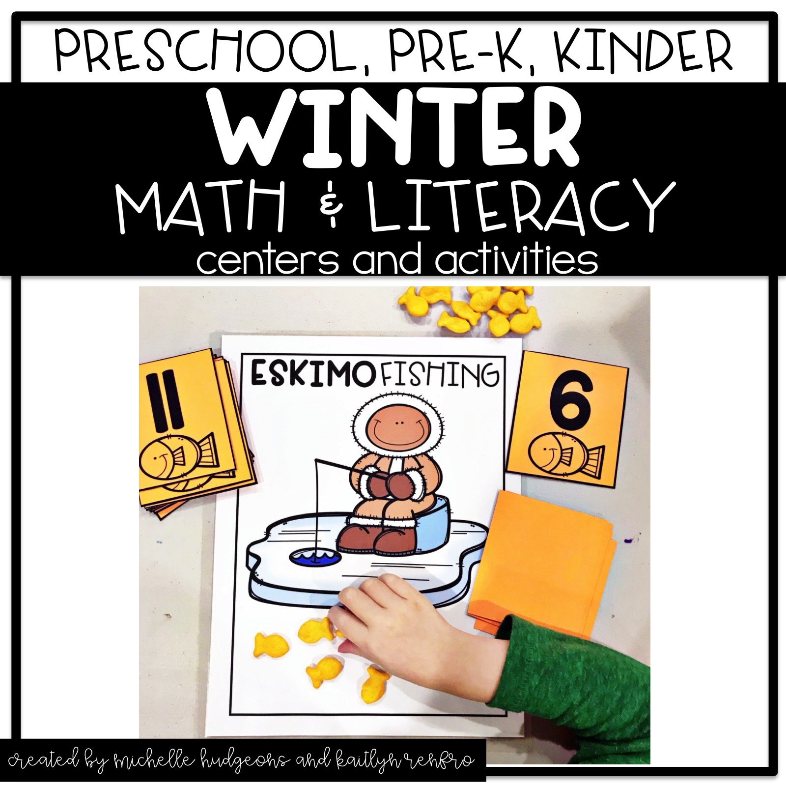 Preschool/Kinder Activities